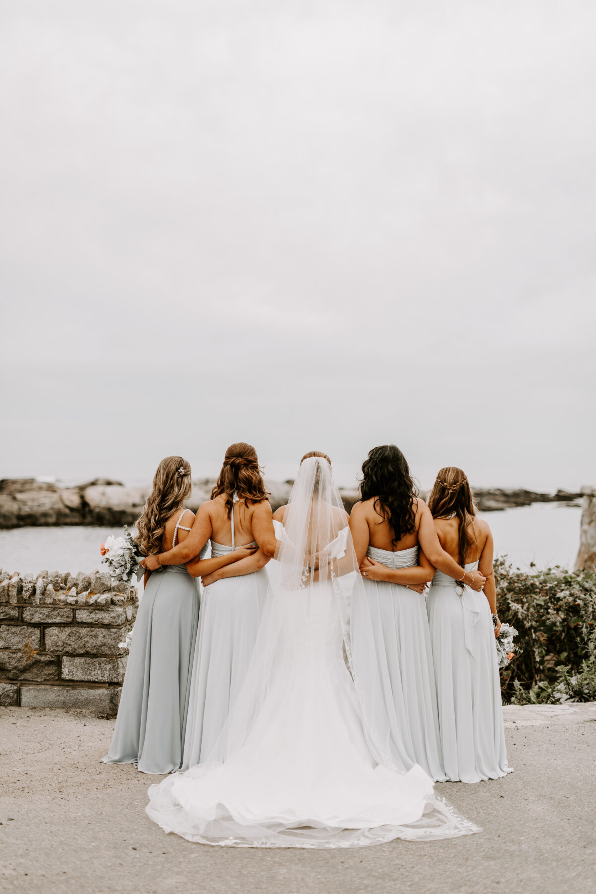 OceanCliff Newport Wedding Carley and Brian Blueflash Photography 14