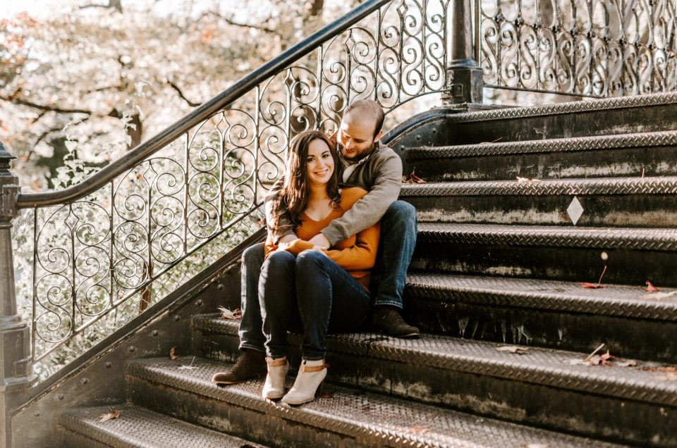 Roger Williams Park Providence Engagement Erica and Brian Blueflash Photography 9
