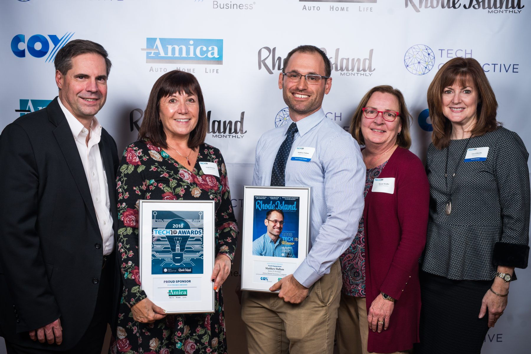 Rhode Island Monthly Tech10 Awards Roger Williams Casino Blueflash Photography 15