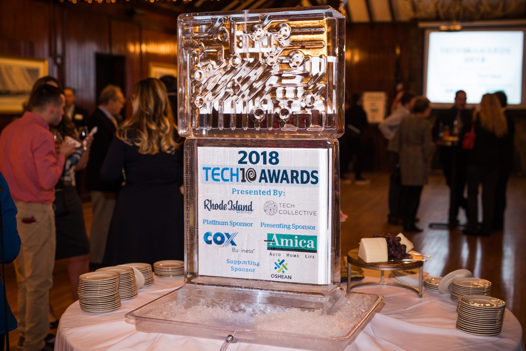 Rhode Island Monthly Tech10 Awards Roger Williams Casino Blueflash Photography 4