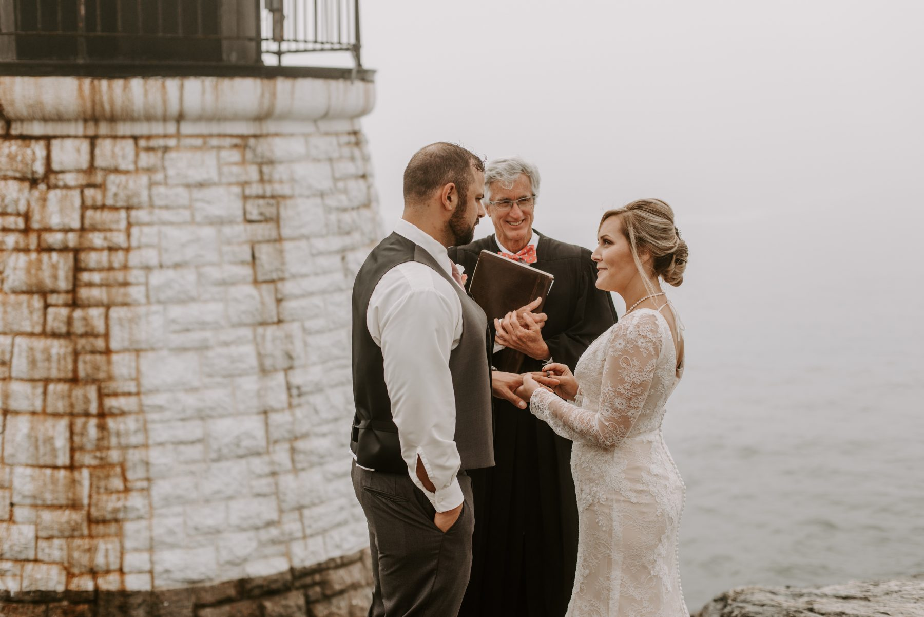 Castle Hill Newport Elopement Lorrie and Ed Blueflash Photography 17
