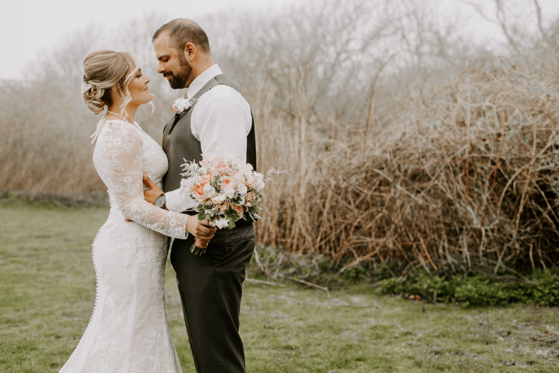 Castle Hill Newport Elopement Lorrie and Ed Blueflash Photography 4