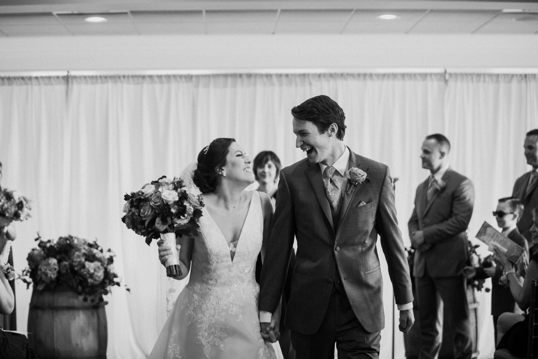 Harbor Lights Warwick Wedding Erin and Matt Blueflash Photography 14