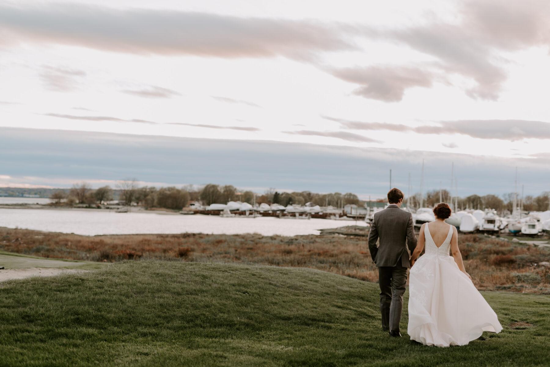 Harbor Lights Warwick Wedding Erin and Matt Blueflash Photography 25