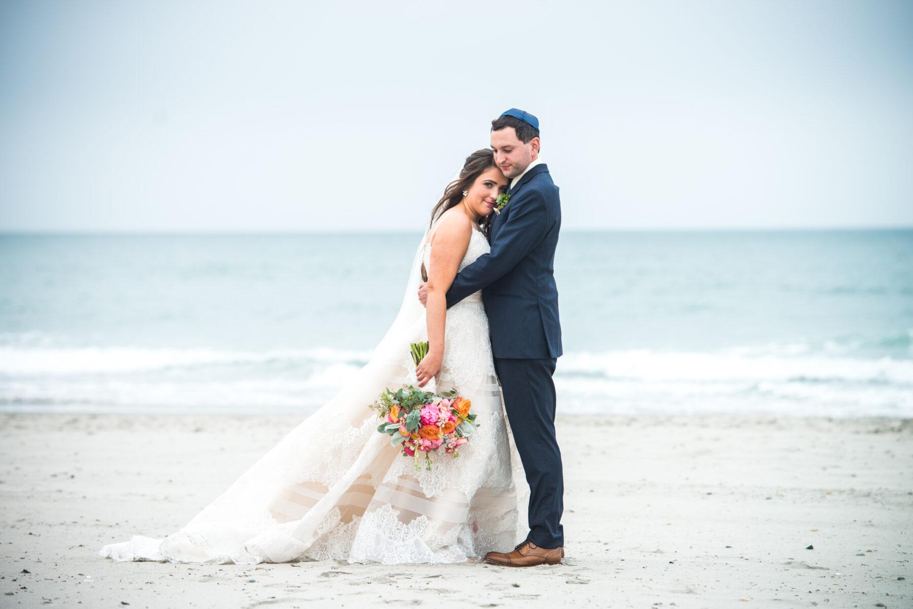 North Beach Club House Wedding Shannon and Brian Blueflash Photography 20