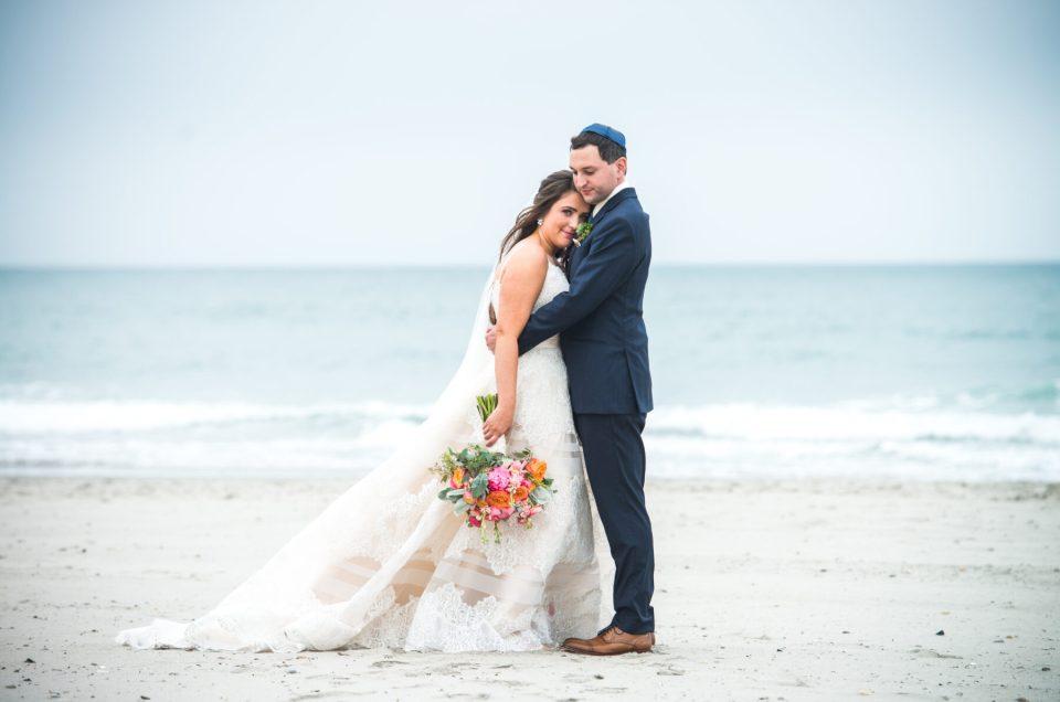 Shannon and Brian | North Beach Club House Narragansett Wedding