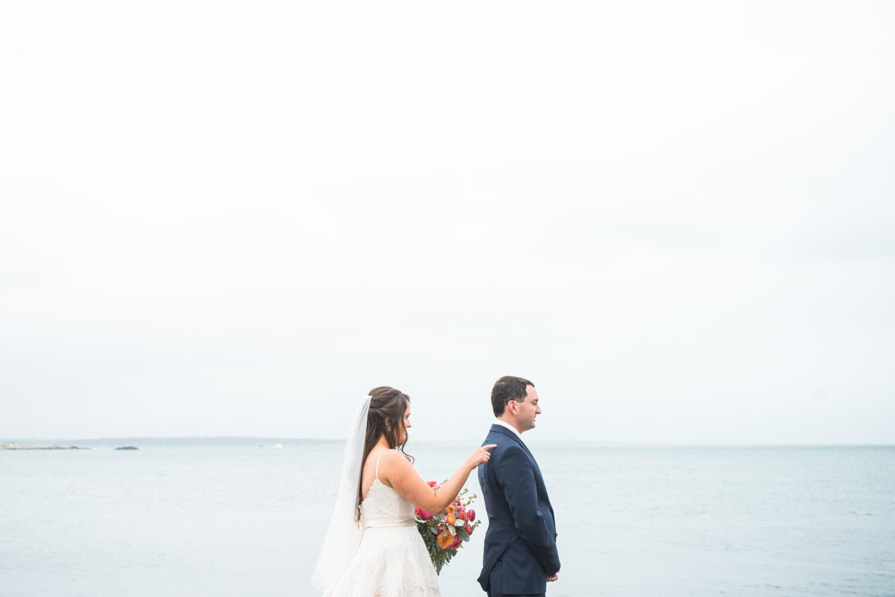 North Beach Club House Wedding Shannon and Brian Blueflash Photography 4