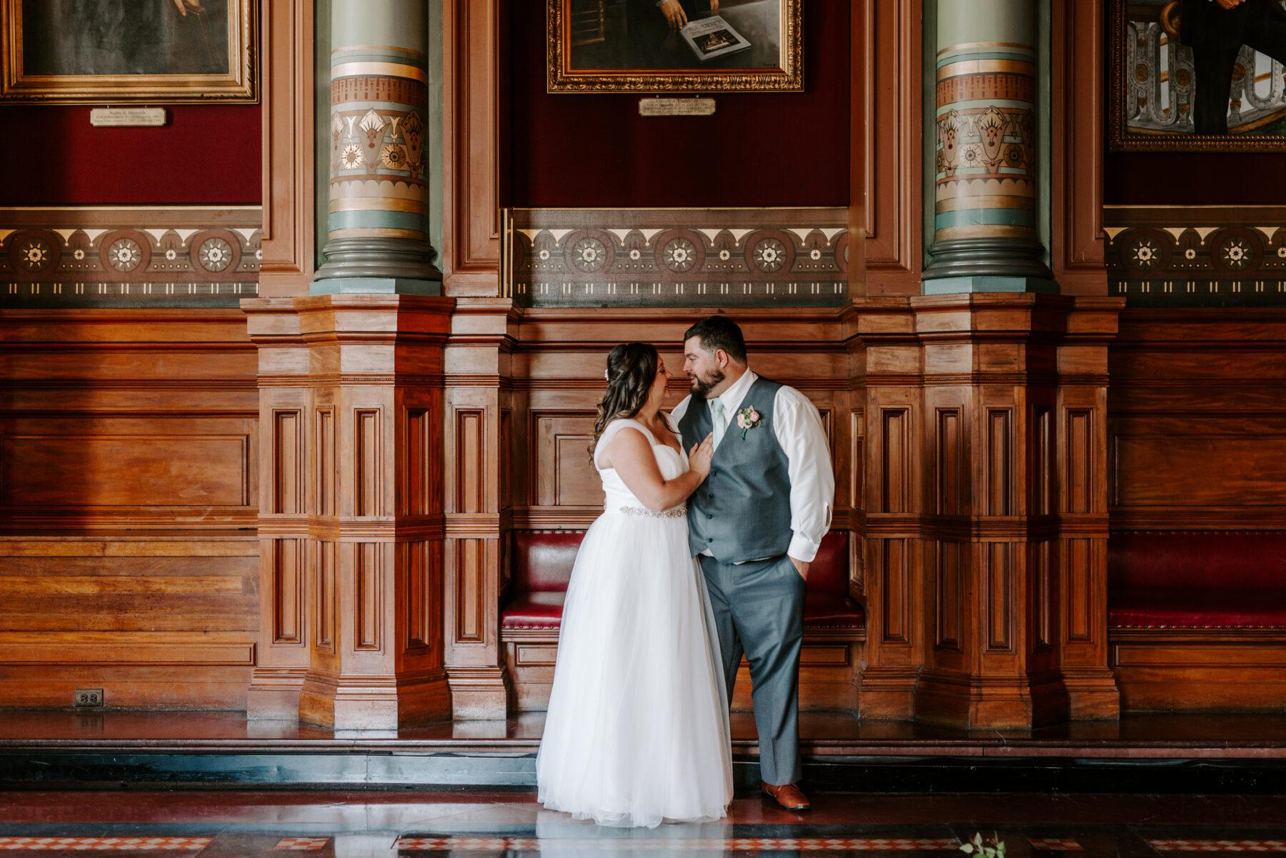 Providence City Hall Wedding Kerri and Billy Blueflash Photography 12