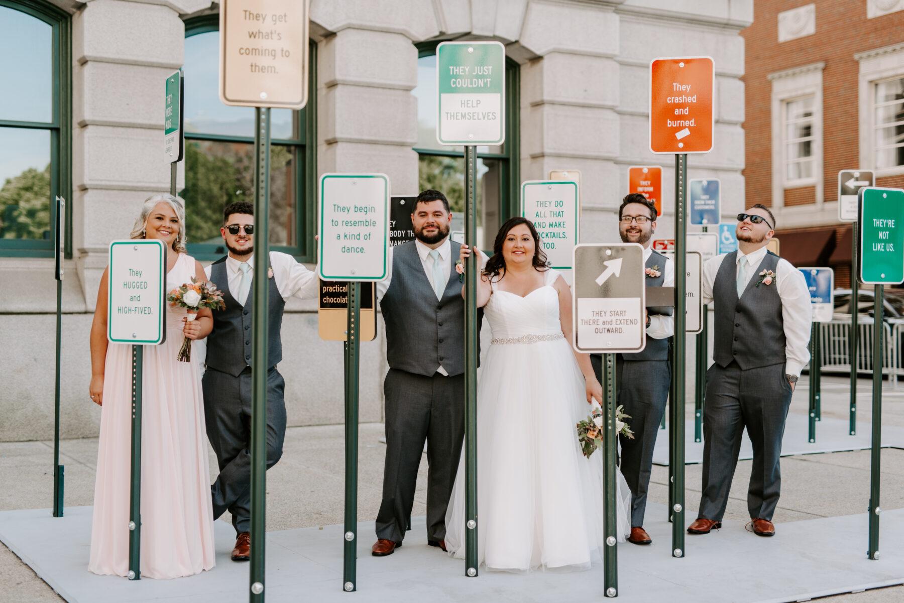 Providence City Hall Wedding Kerri and Billy Blueflash Photography 18