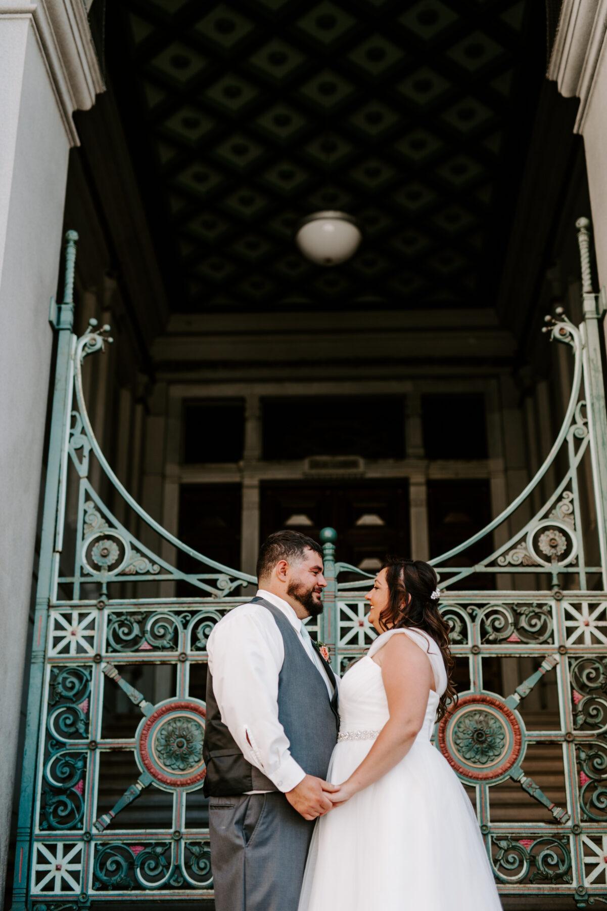 Providence City Hall Wedding Kerri and Billy Blueflash Photography 19