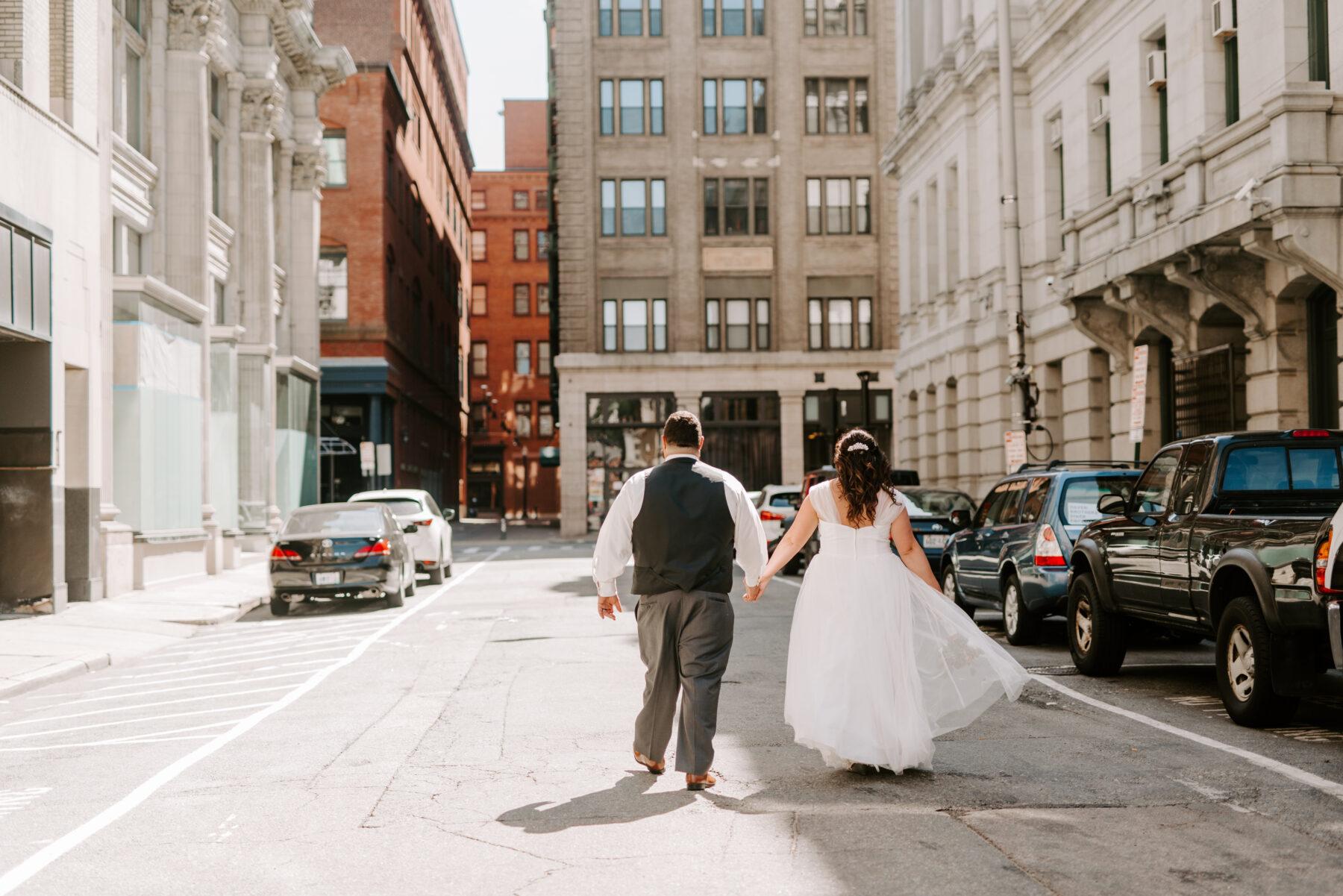 Providence City Hall Wedding Kerri and Billy Blueflash Photography 20