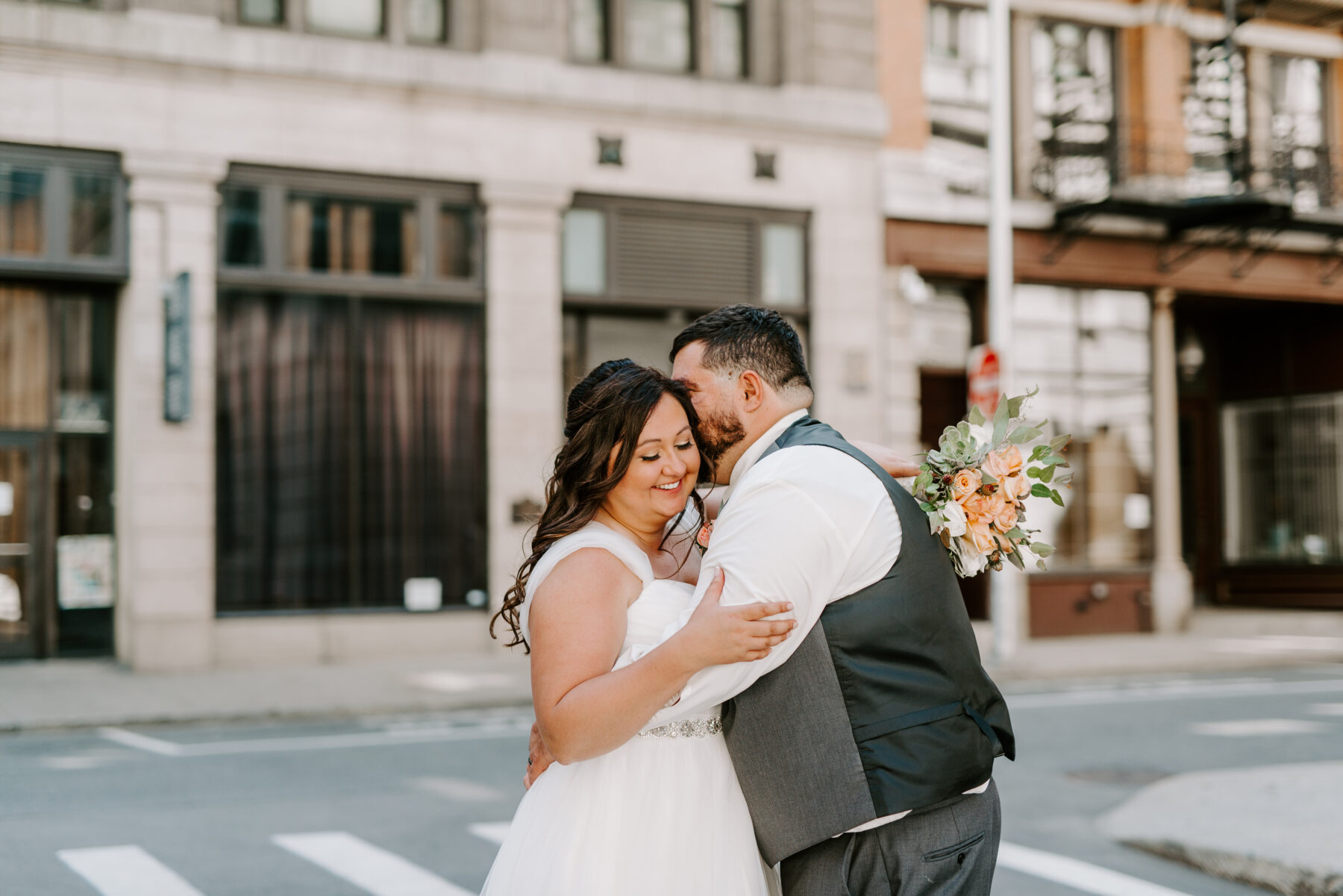 Providence City Hall Wedding Kerri and Billy Blueflash Photography 22