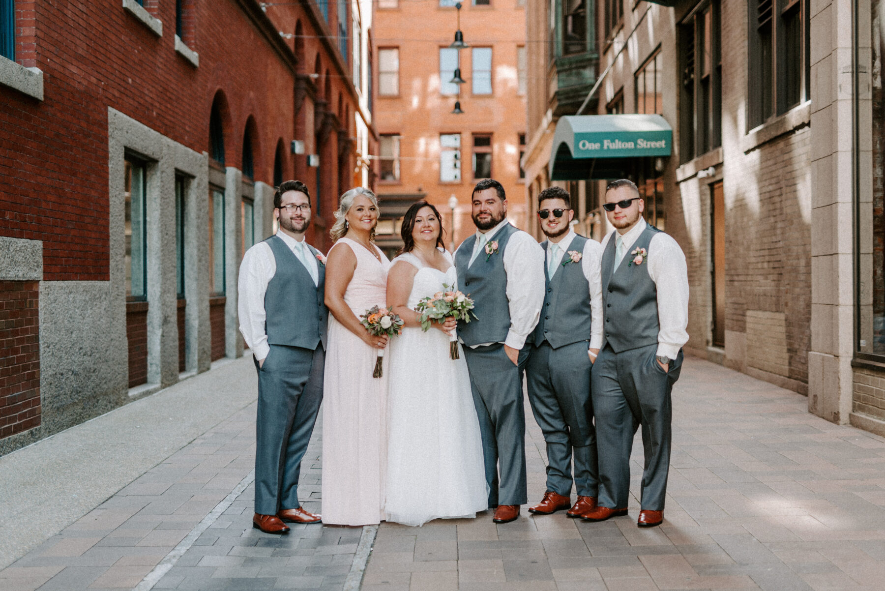 Providence City Hall Wedding Kerri and Billy Blueflash Photography 23