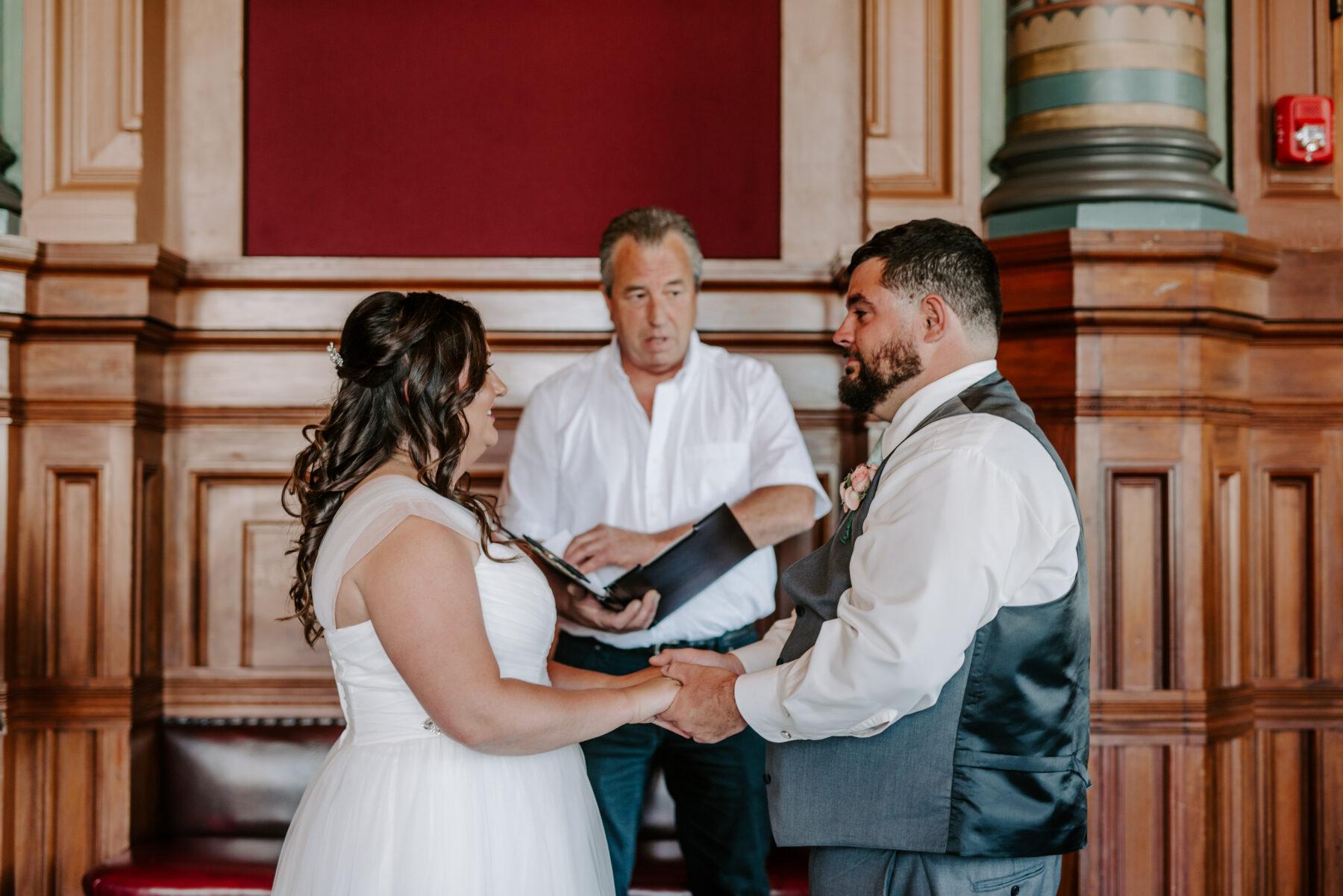 Providence City Hall Wedding Kerri and Billy Blueflash Photography 4