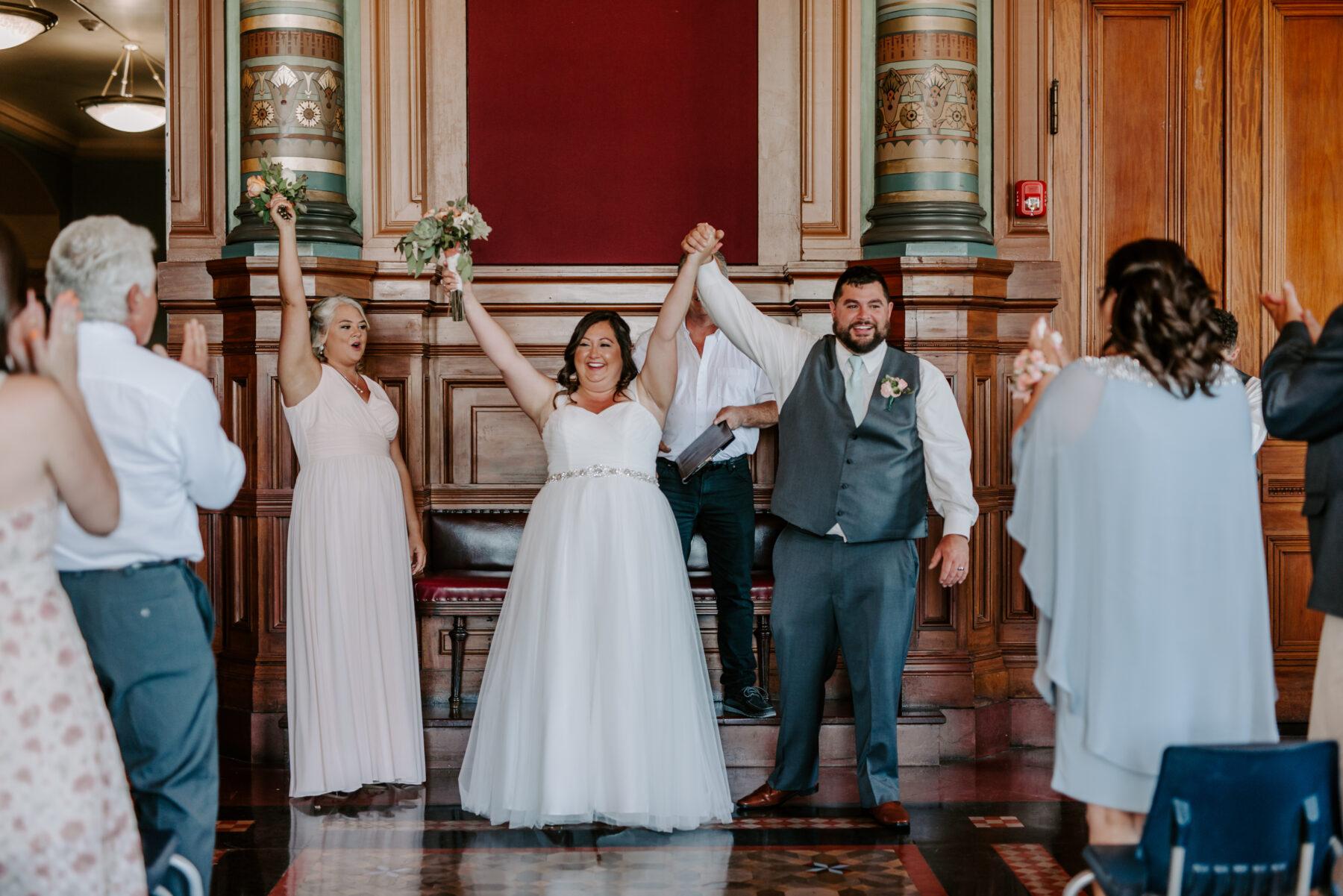 Providence City Hall Wedding Kerri and Billy Blueflash Photography 6