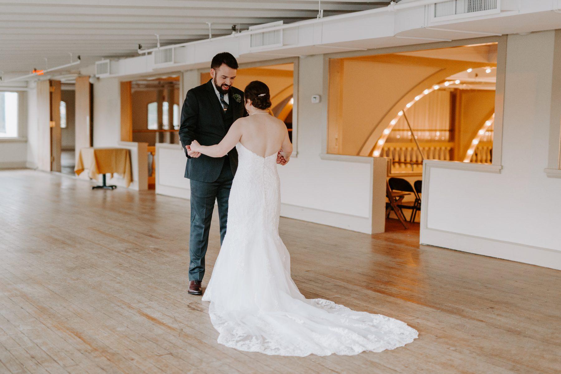 Rhodes on the Pawtuxet Cranston Wedding Ashley and David Blueflash Photography 6