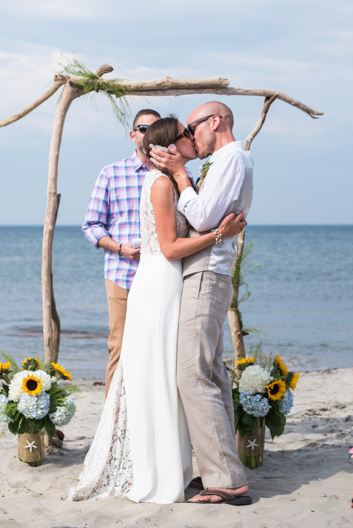 Block Island Wedding Whitney and Brennan Blueflash Photography 18