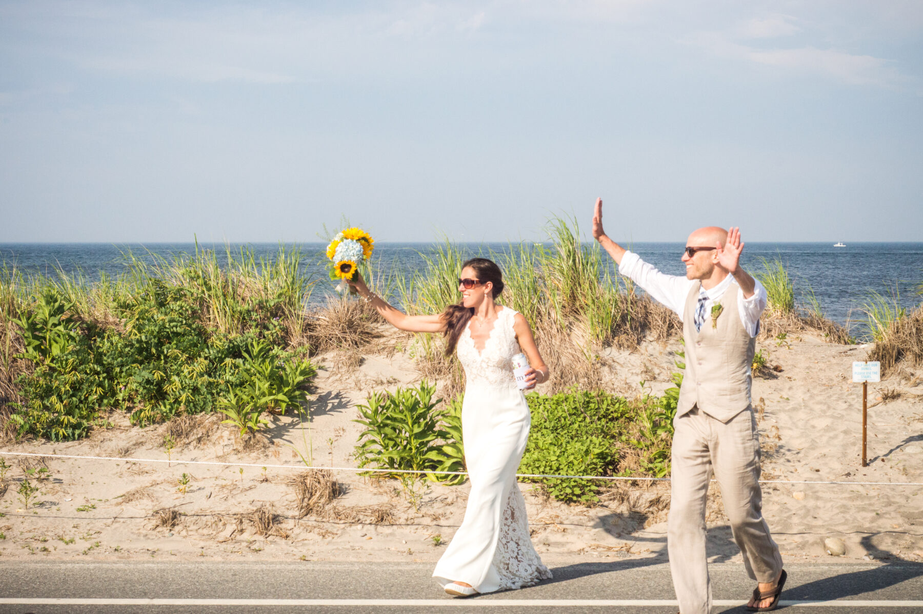 Block Island Wedding Whitney and Brennan Blueflash Photography 5
