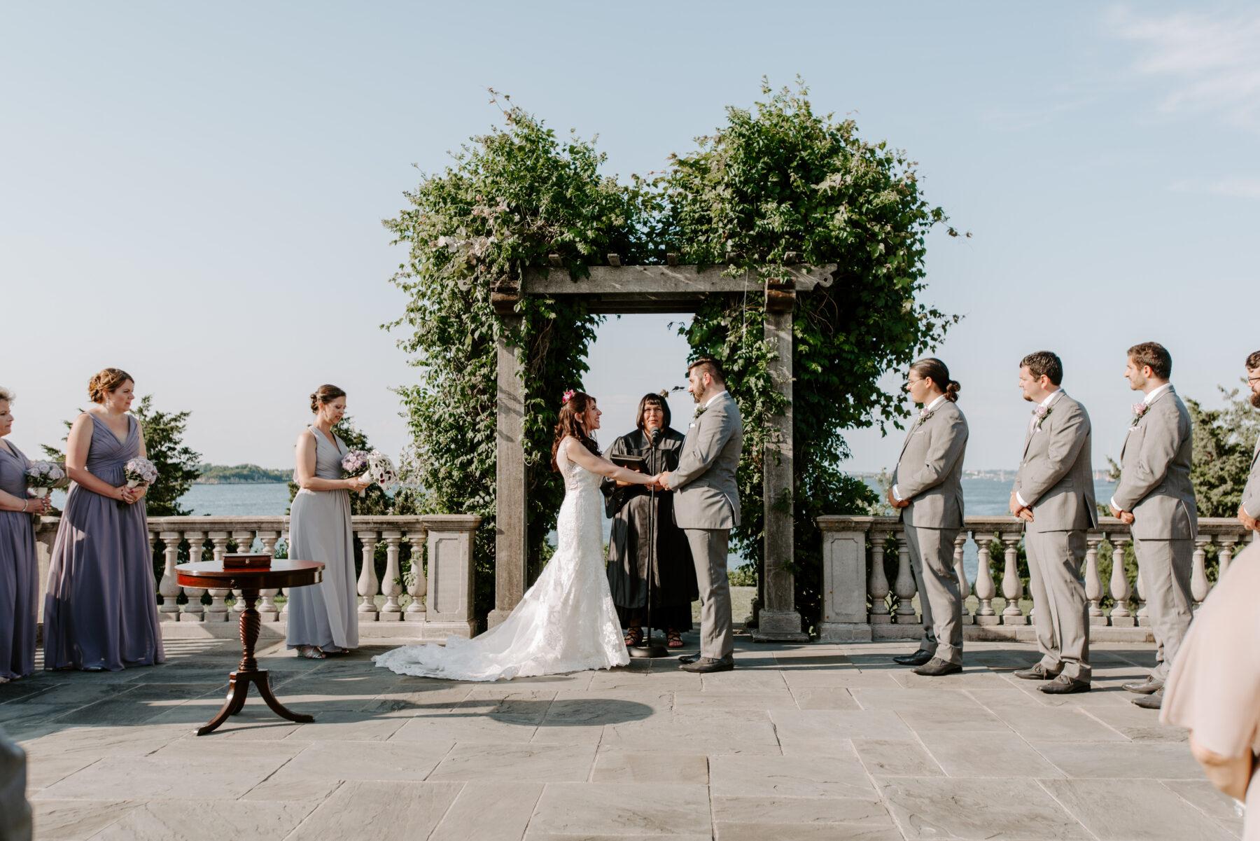 Castle Hill Newport Wedding Liz and Mike Blueflash Photography 10