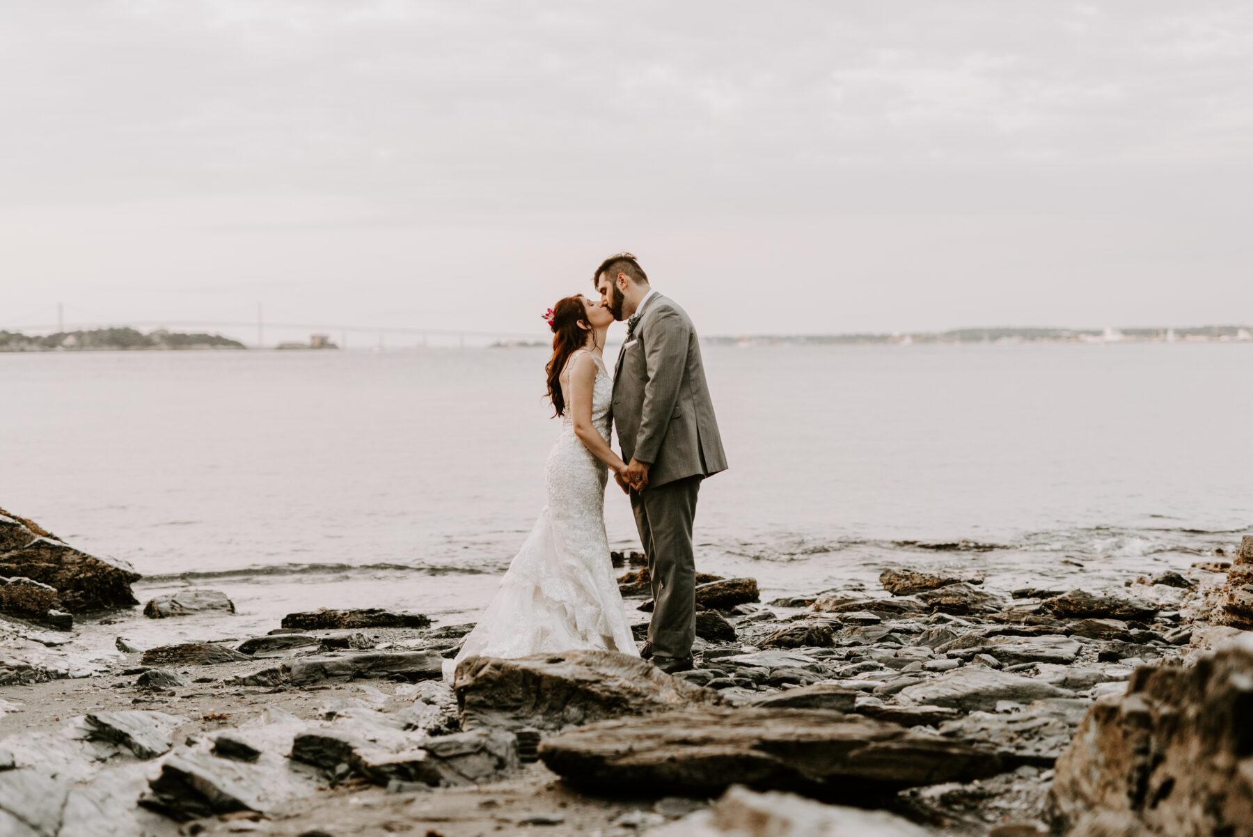 Castle Hill Newport Wedding Liz and Mike Blueflash Photography 3