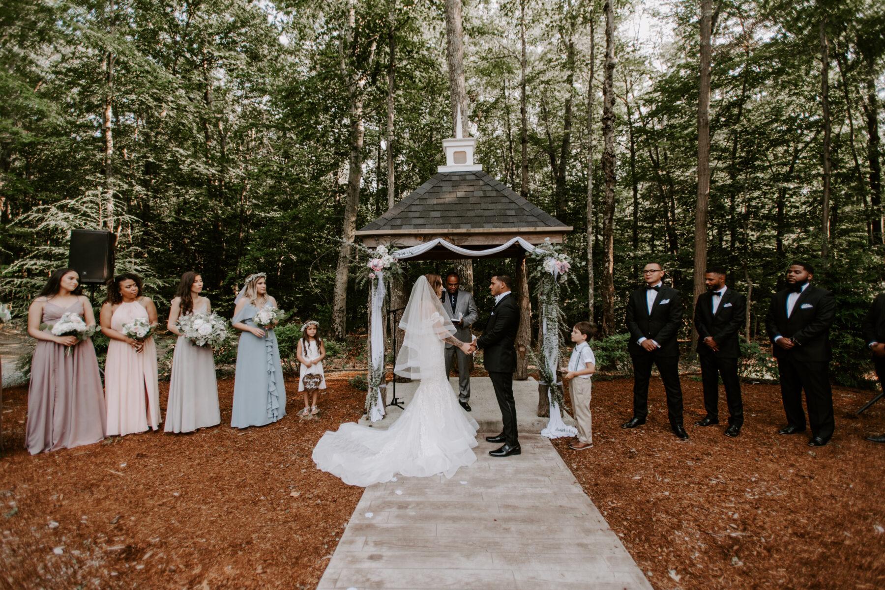 Five Bridge Inn Rehoboth Wedding Katie and Enrique Blueflash Photography 19