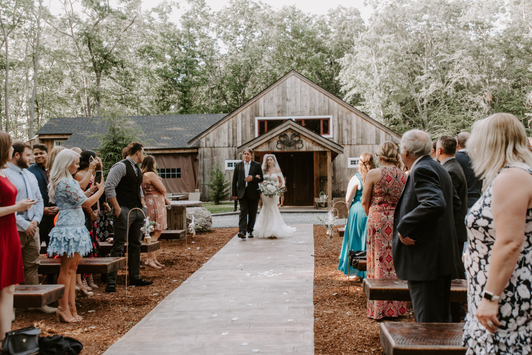 Five Bridge Inn Rehoboth Wedding Katie and Enrique Blueflash Photography 20