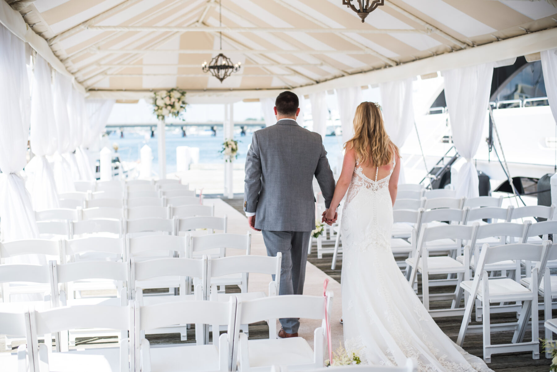 Regatta Place Newport Wedding Melissa and Dan Blueflash Photography 1