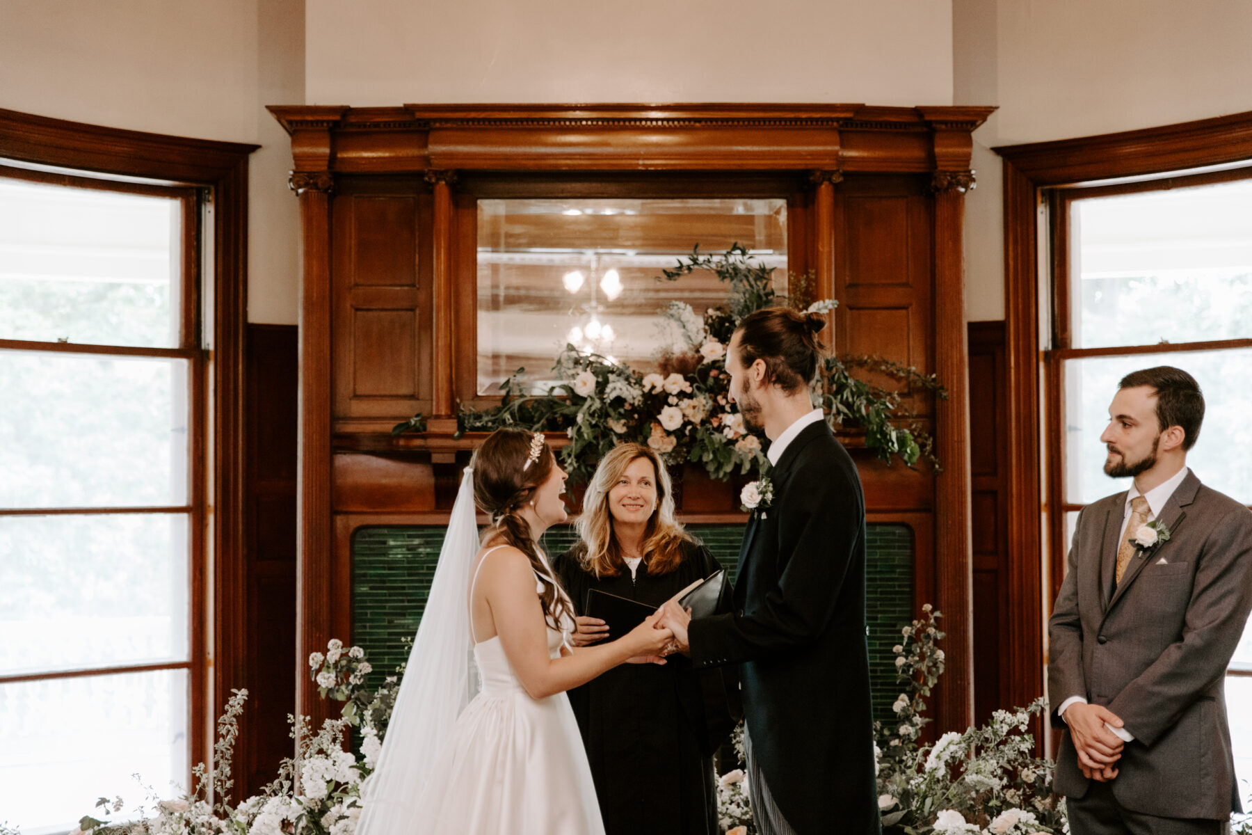 Roger Williams Casino Providence Wedding Emily and Scott Blueflash Photography 12