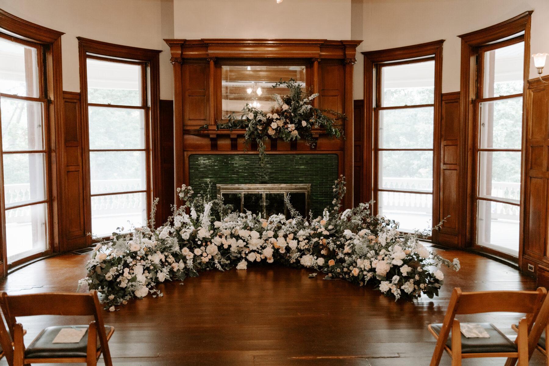 Roger Williams Casino Providence Wedding Emily and Scott Blueflash Photography 5