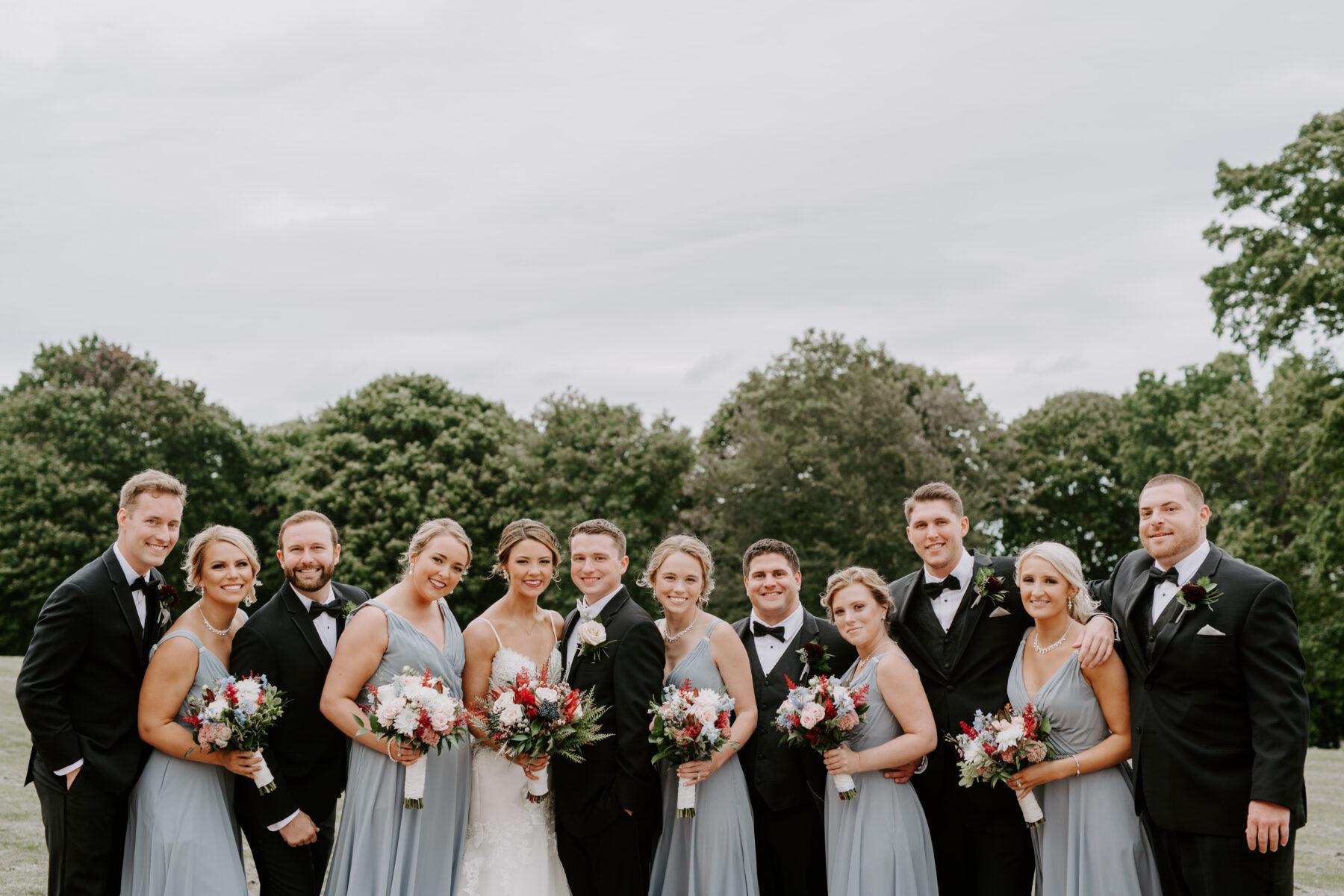 Aldrich Mansion Warwick Wedding Lauren and Paul Blueflash Photography 15