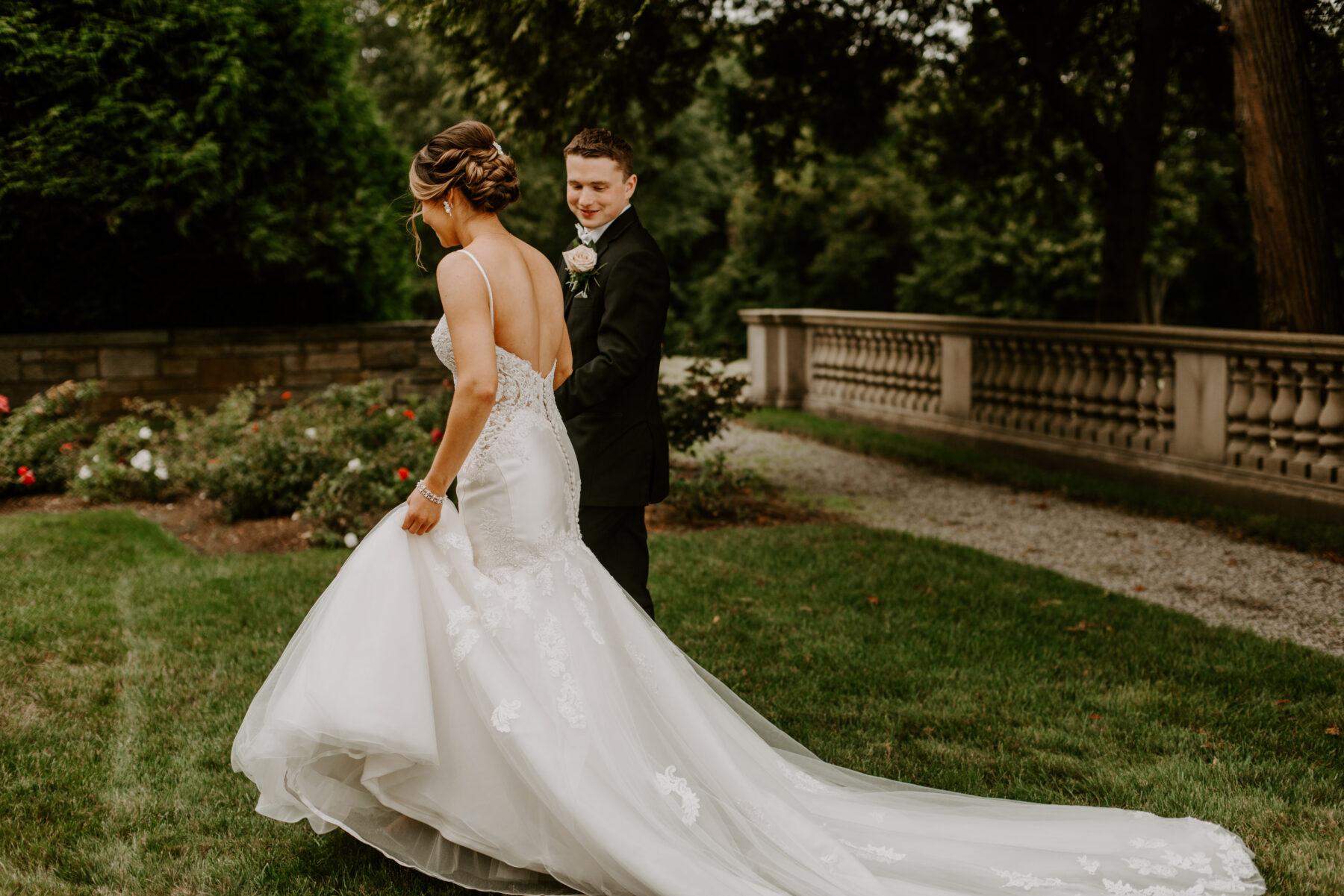 Aldrich Mansion Warwick Wedding Lauren and Paul Blueflash Photography 16