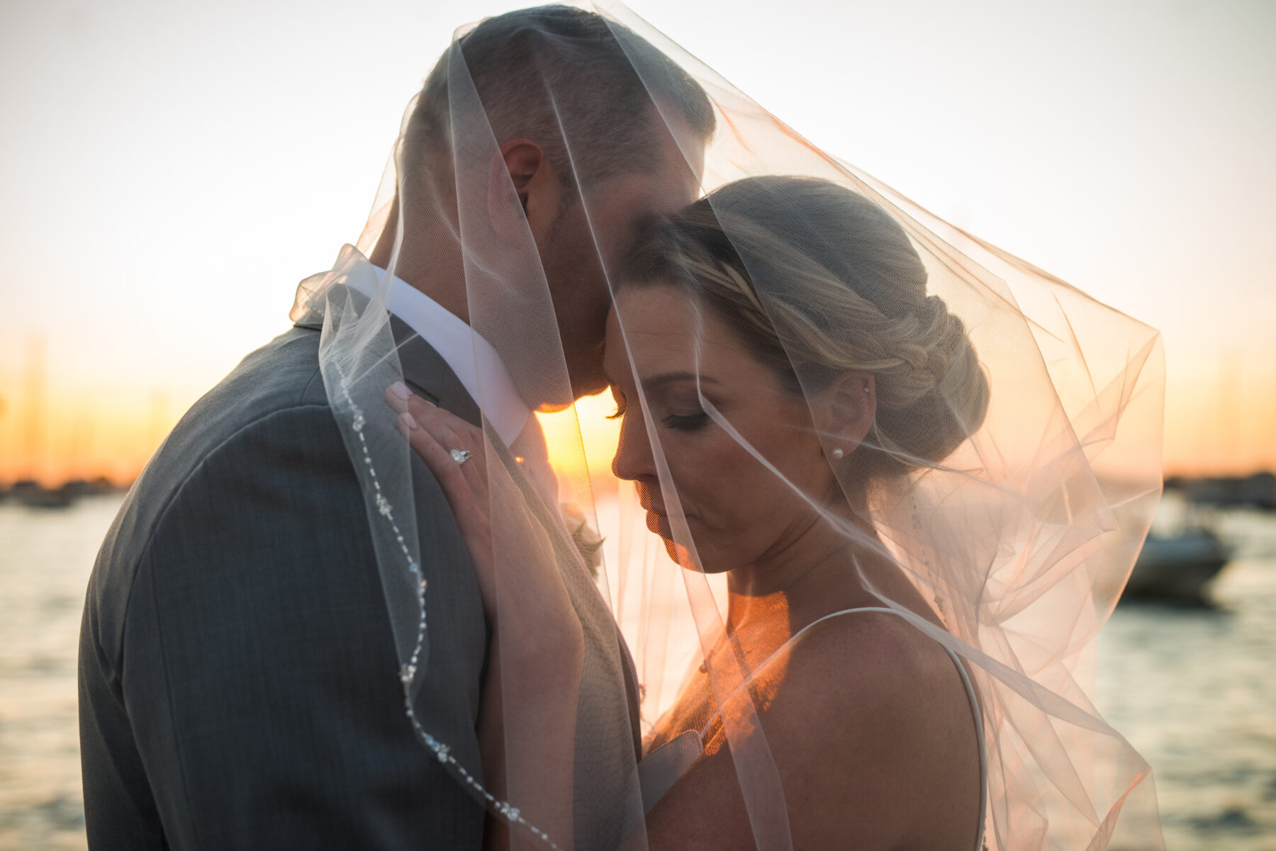 Bolhin Newport Wedding Ashley and Andre Blueflash Photography 1