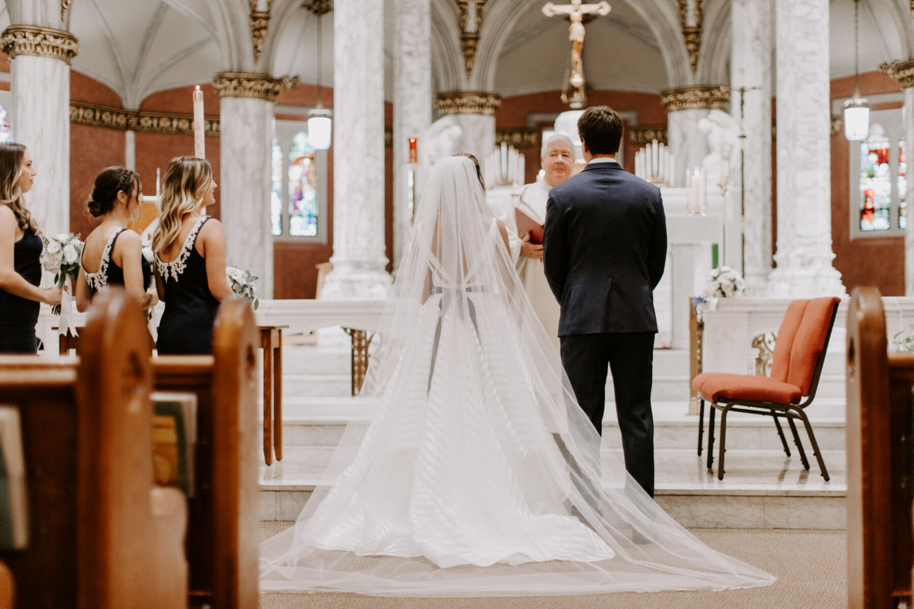 Herreshoff Museum Wedding Chanel and Mark Blueflash Photography 14