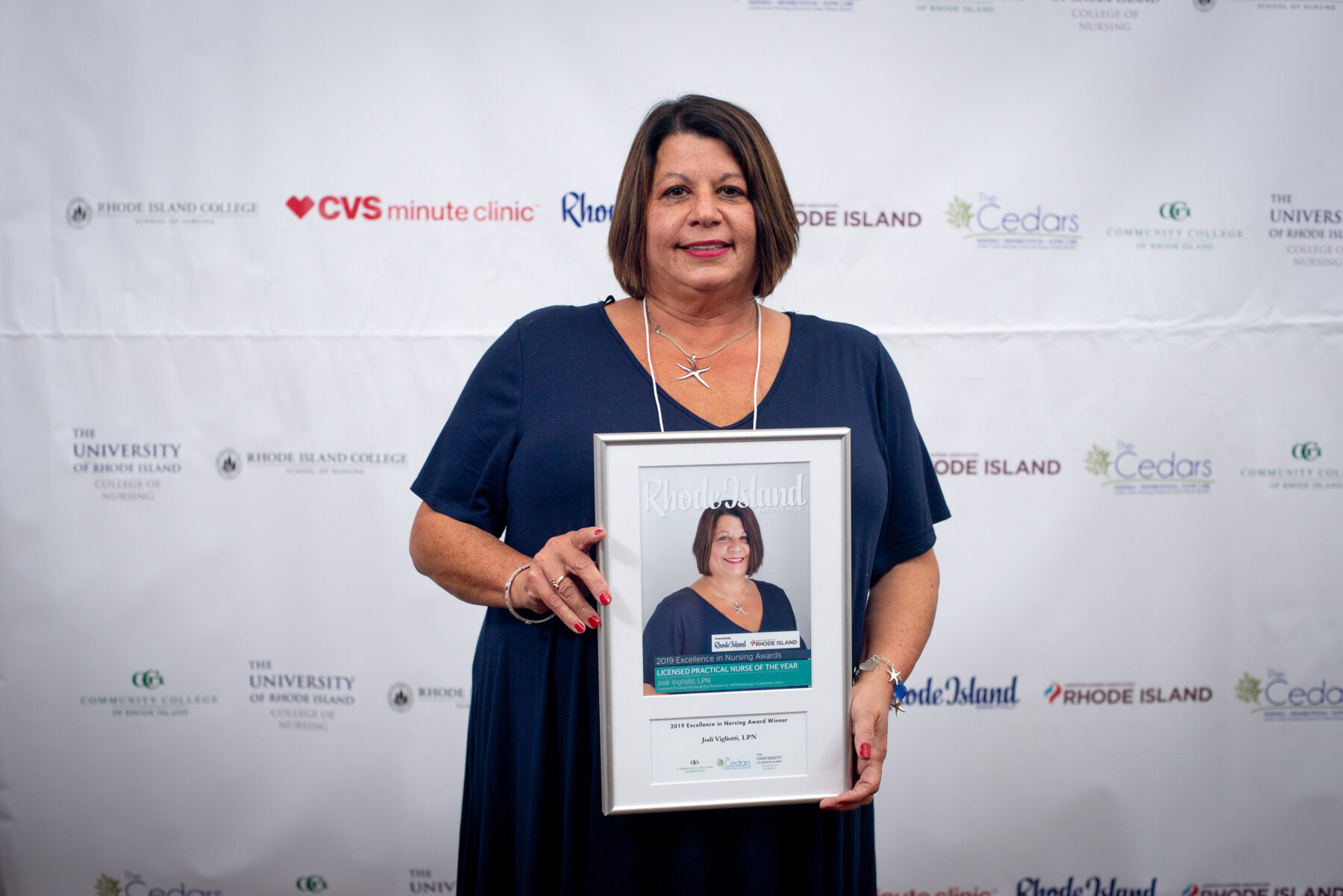Rhode Island Monthly Excellence in Nursing Awards 2019 Kirkbrae Country Club Blueflash Photography 11