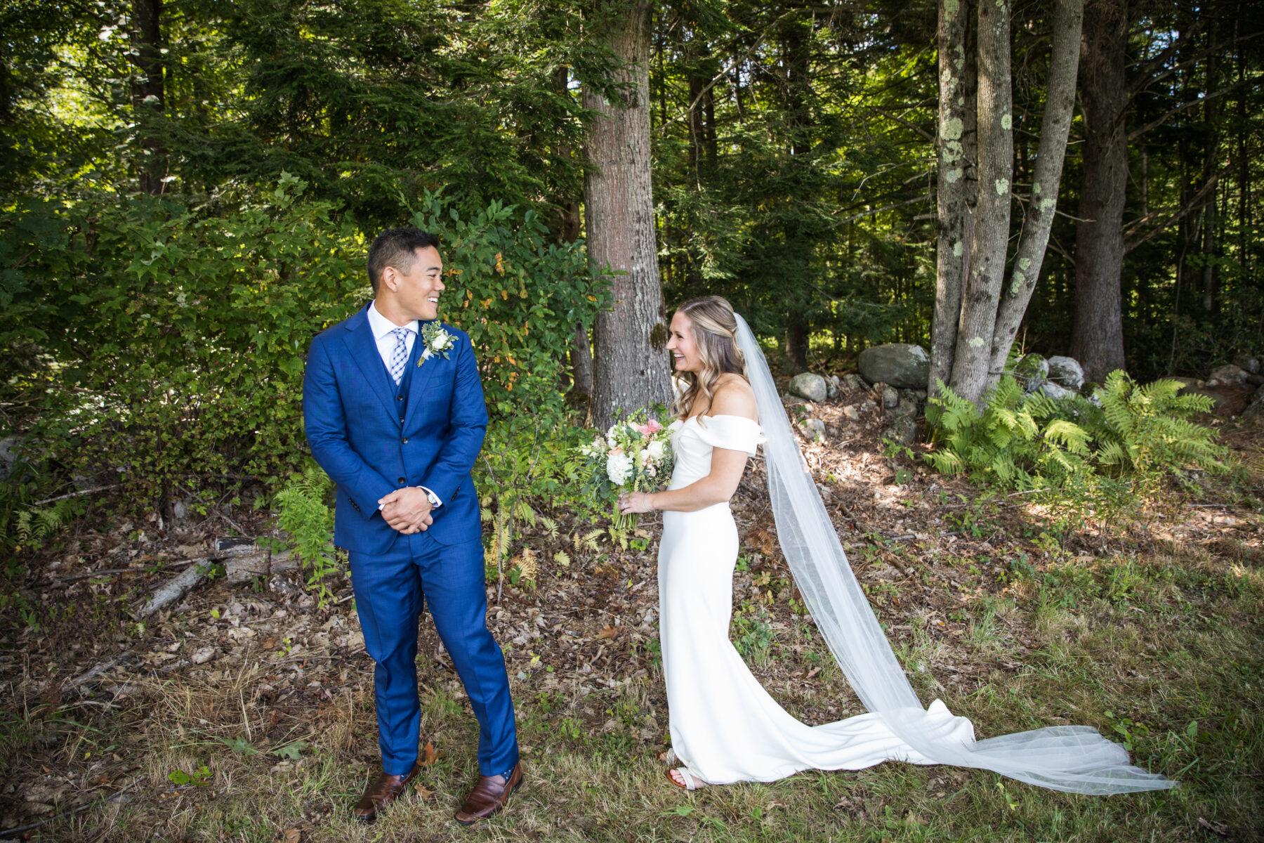 Valley View Farm Haydenville Wedding Kristin and David Blueflash Photography 20