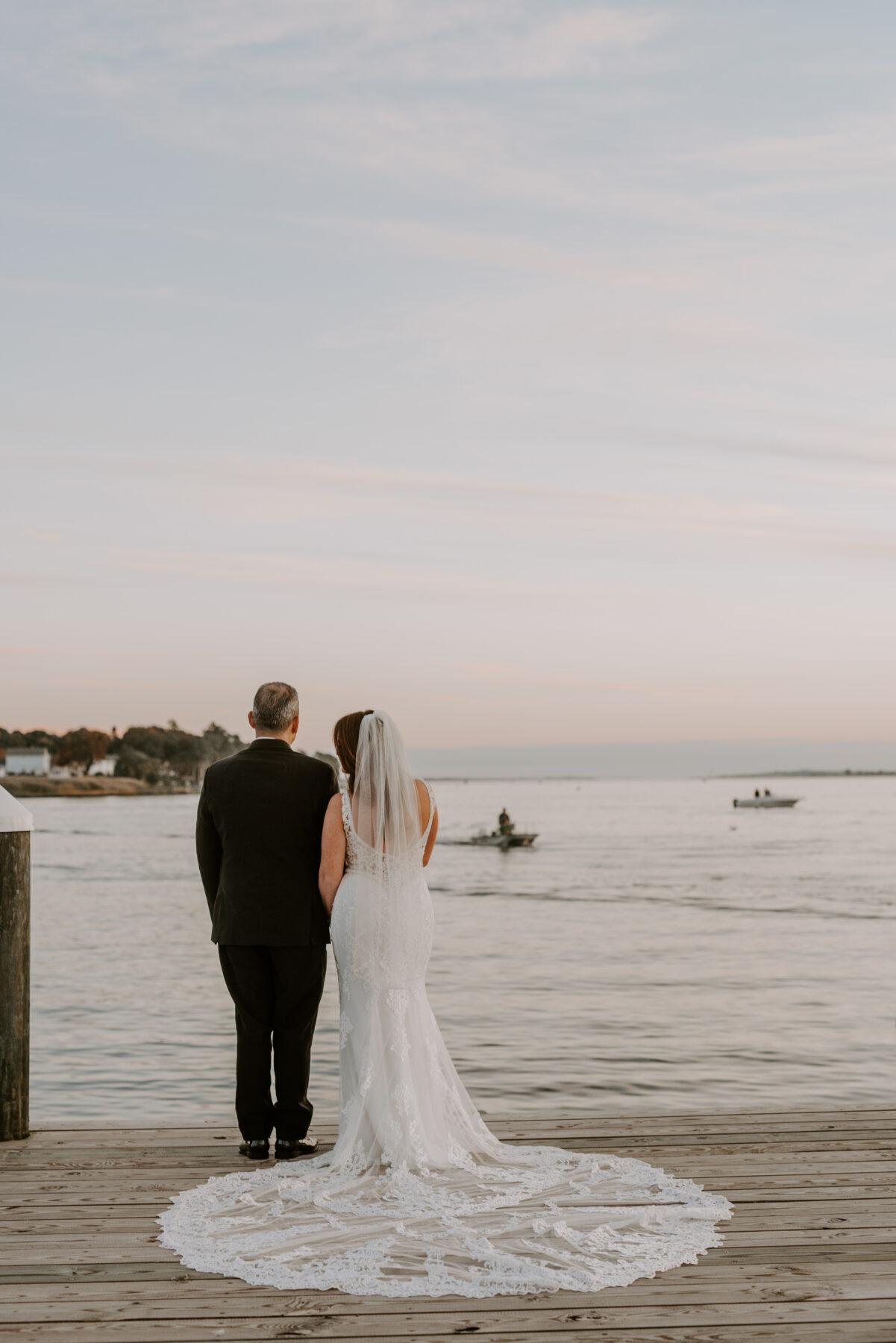Harbor Lights Wedding Christine and Pedro Blueflash Photography 3
