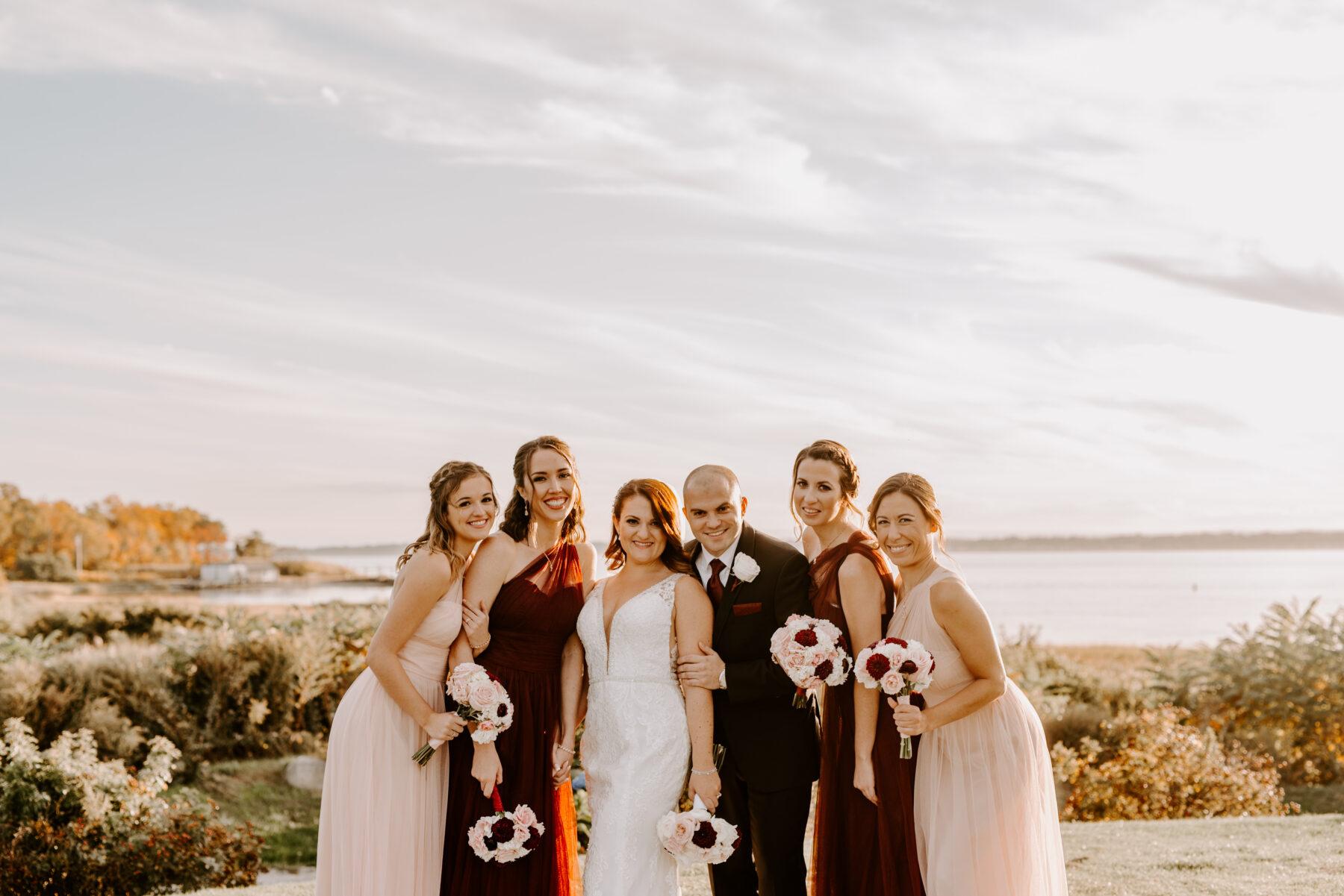 Harbor Lights Wedding Christine and Pedro Blueflash Photography 7