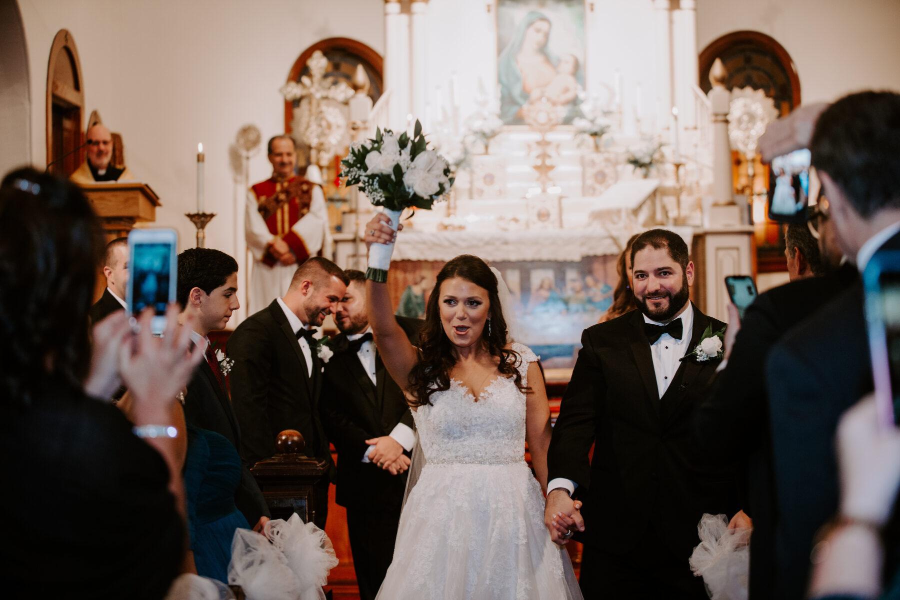 Graduate Providence Wedding Alexandria and Mike Blueflash Photography 12
