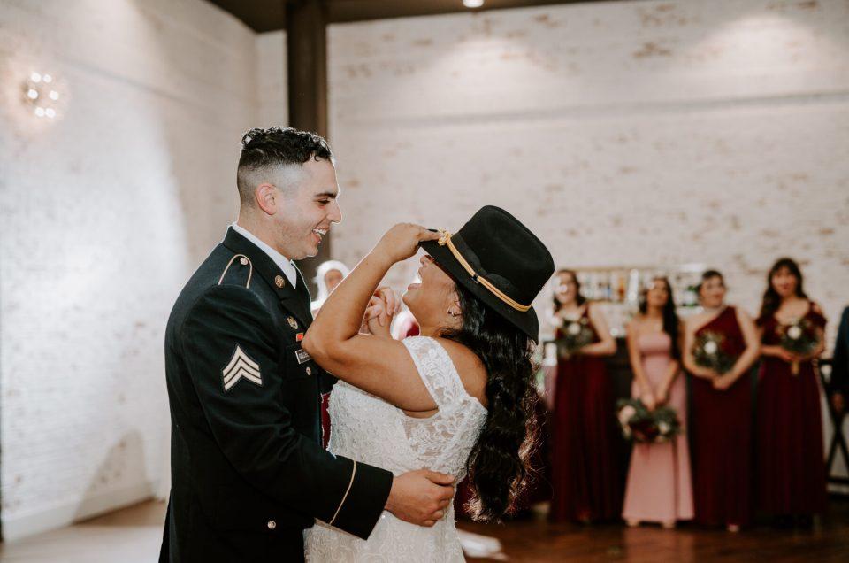 Vanesa and Nick | Crowne Plaza Warwick Wedding