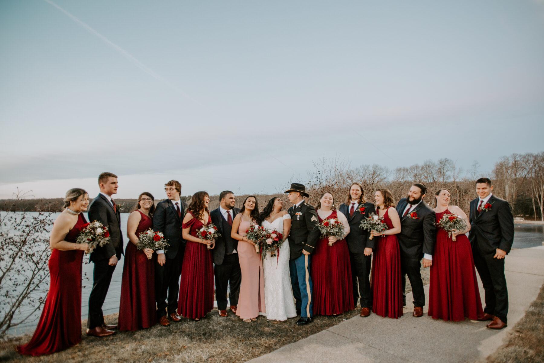 Crowne Plaza Warwick Wedding Vanesa and Nick Blueflash Photography 9