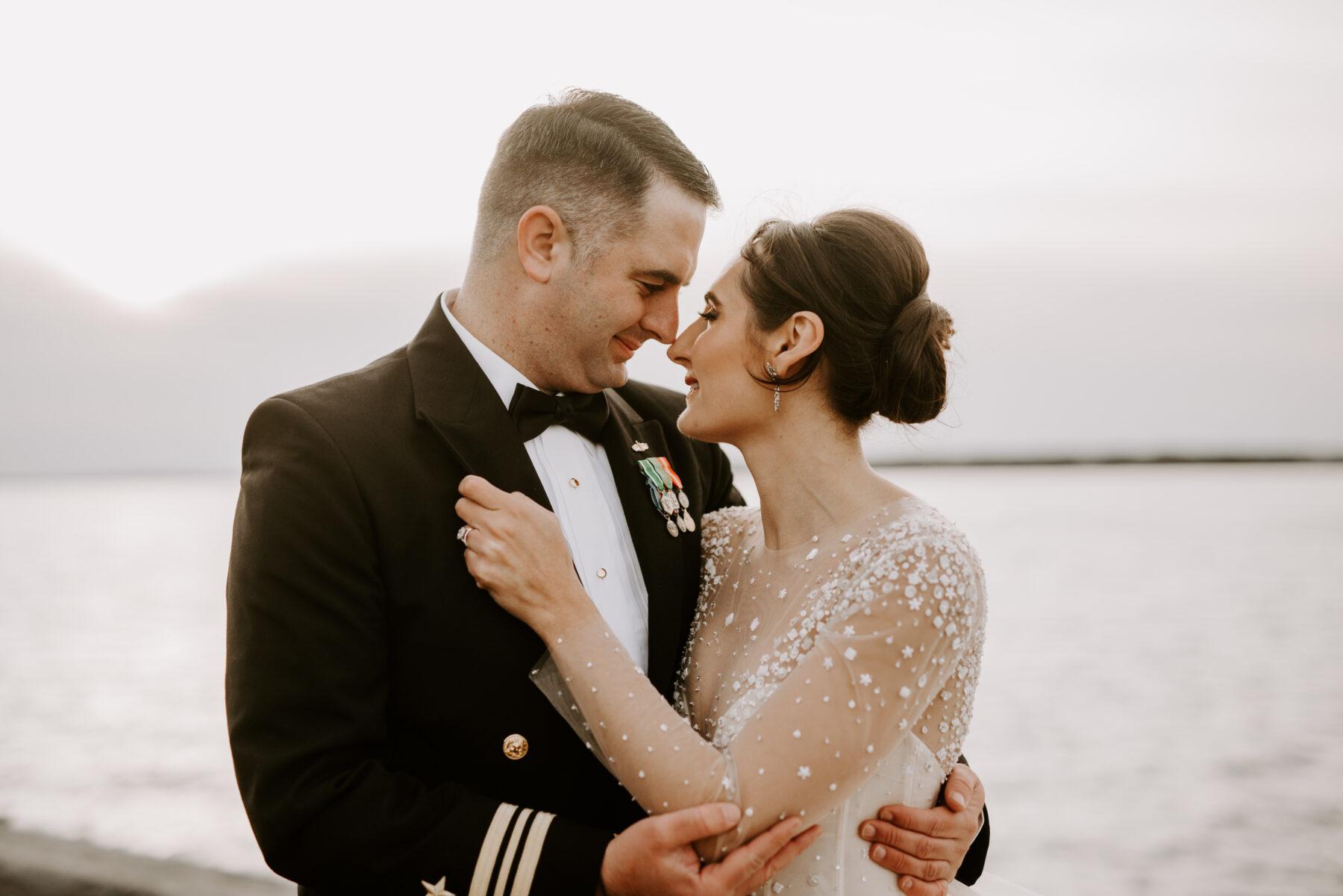 Oceancliff Newport Wedding Danielle and Scott Blueflash Photography 10
