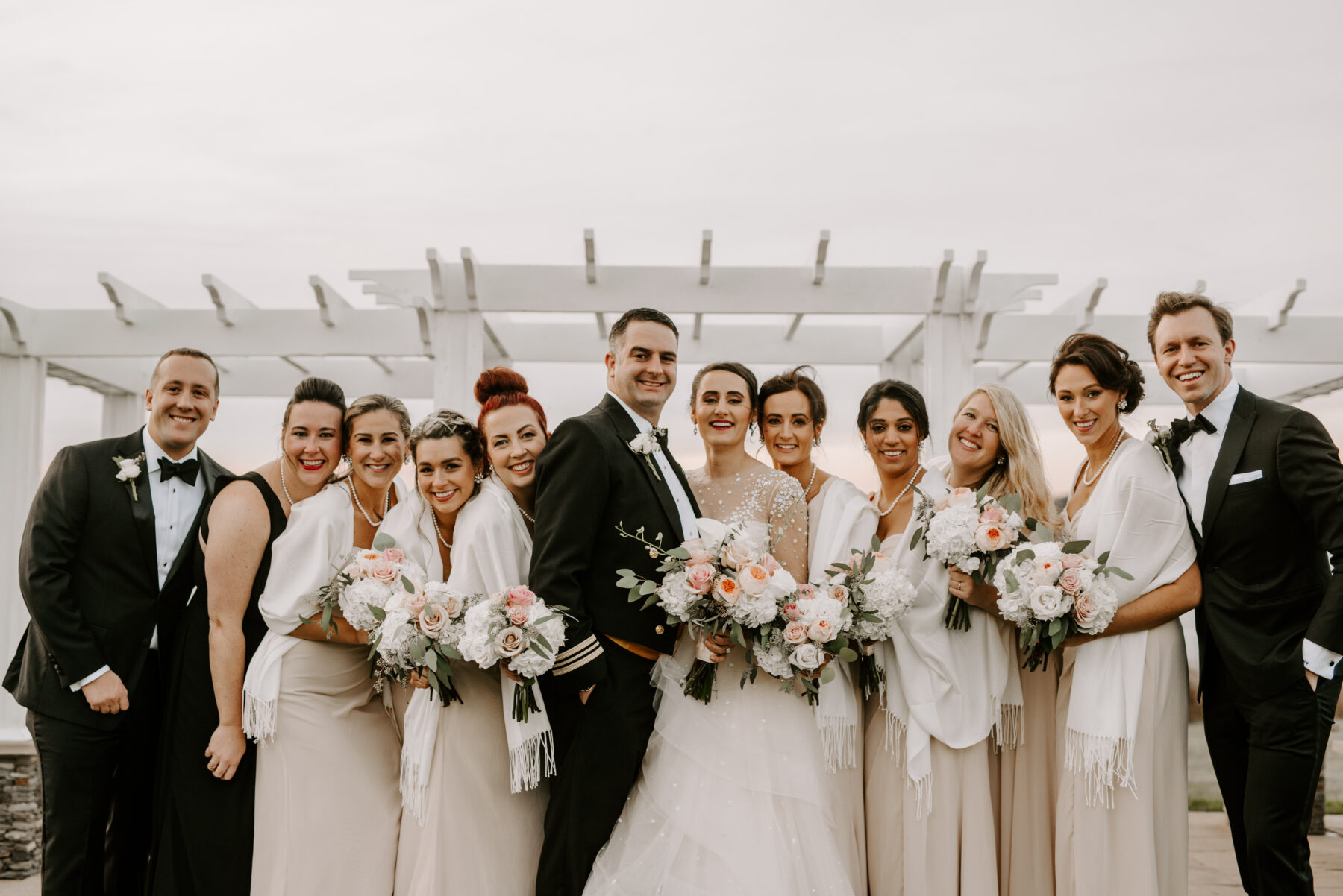 Oceancliff Newport Wedding Danielle and Scott Blueflash Photography 12