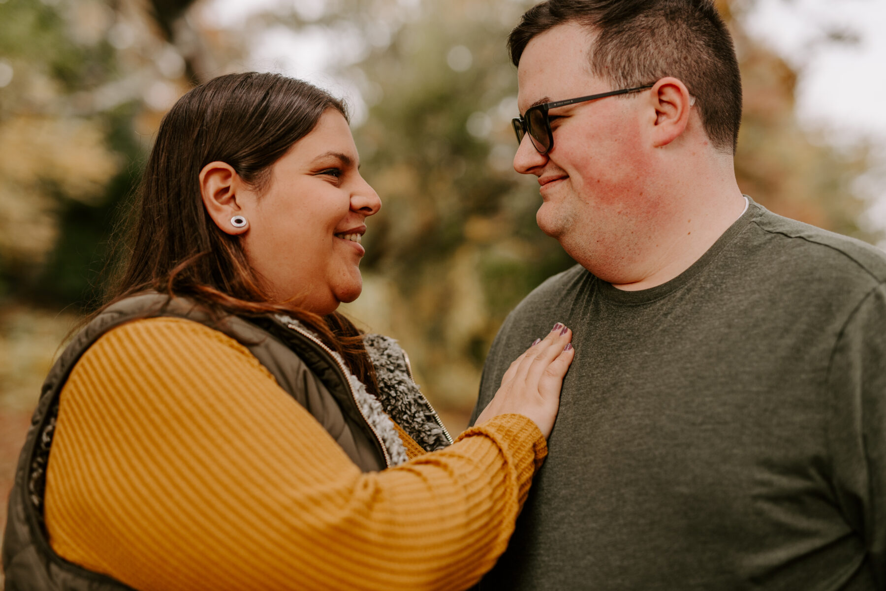 Roger Williams Park Providence Engagement Louann and Mike Blueflash Photography 4