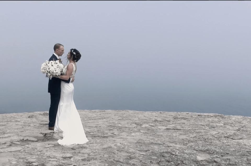 Jaclyn and Matt | Atlantic Resort Newport Wedding