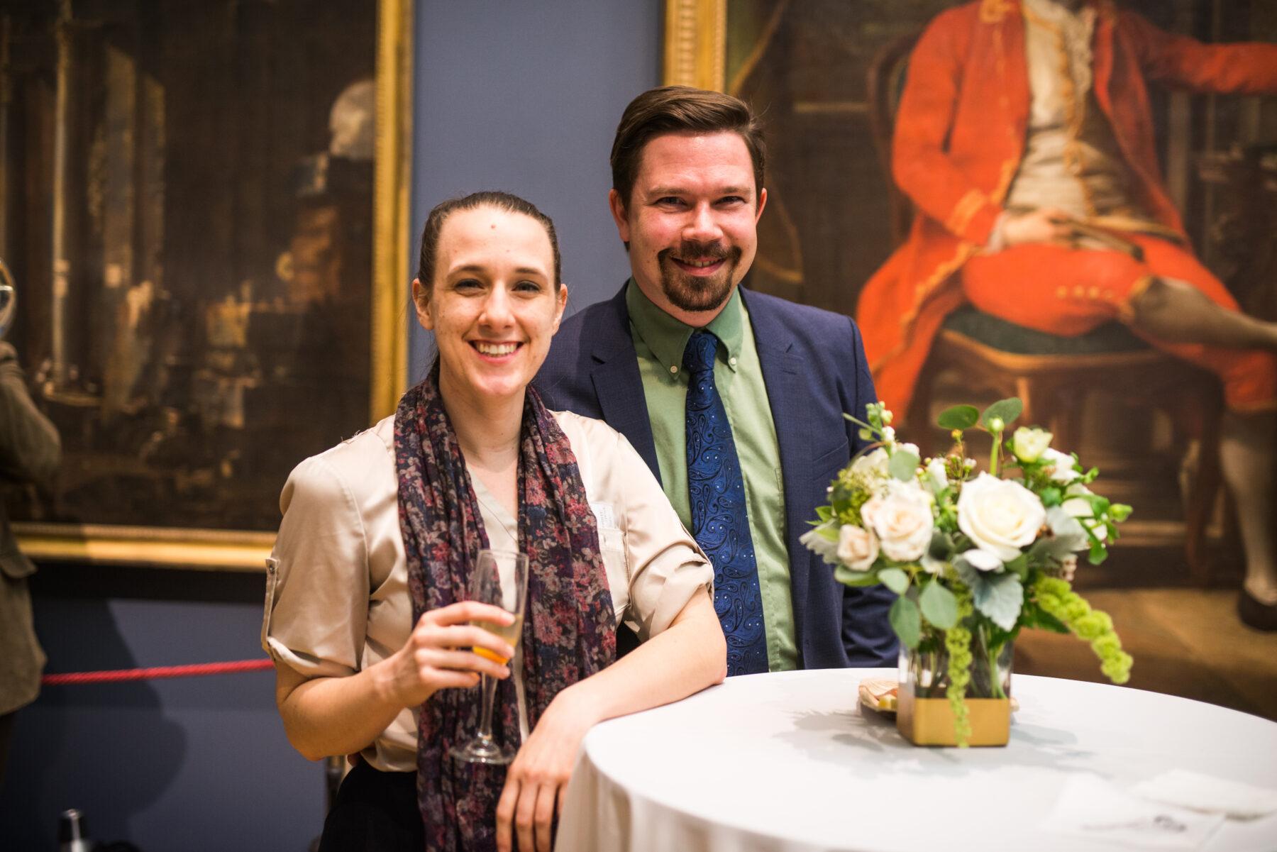 RISD Museum Providence RI Monthly Common Good Awards Blueflash Photography 10