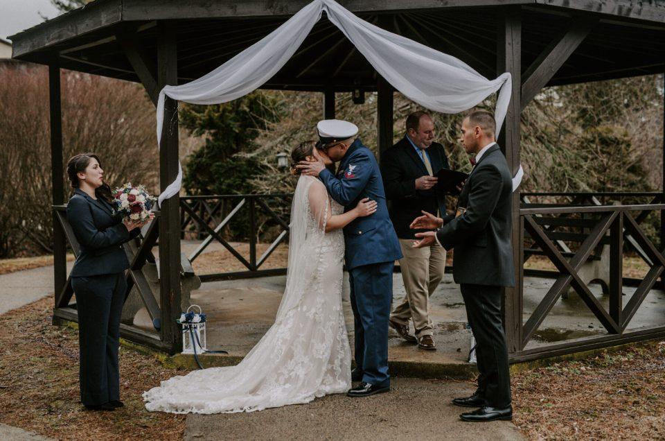 Kristyn and Andres | Rhode Island Wedding