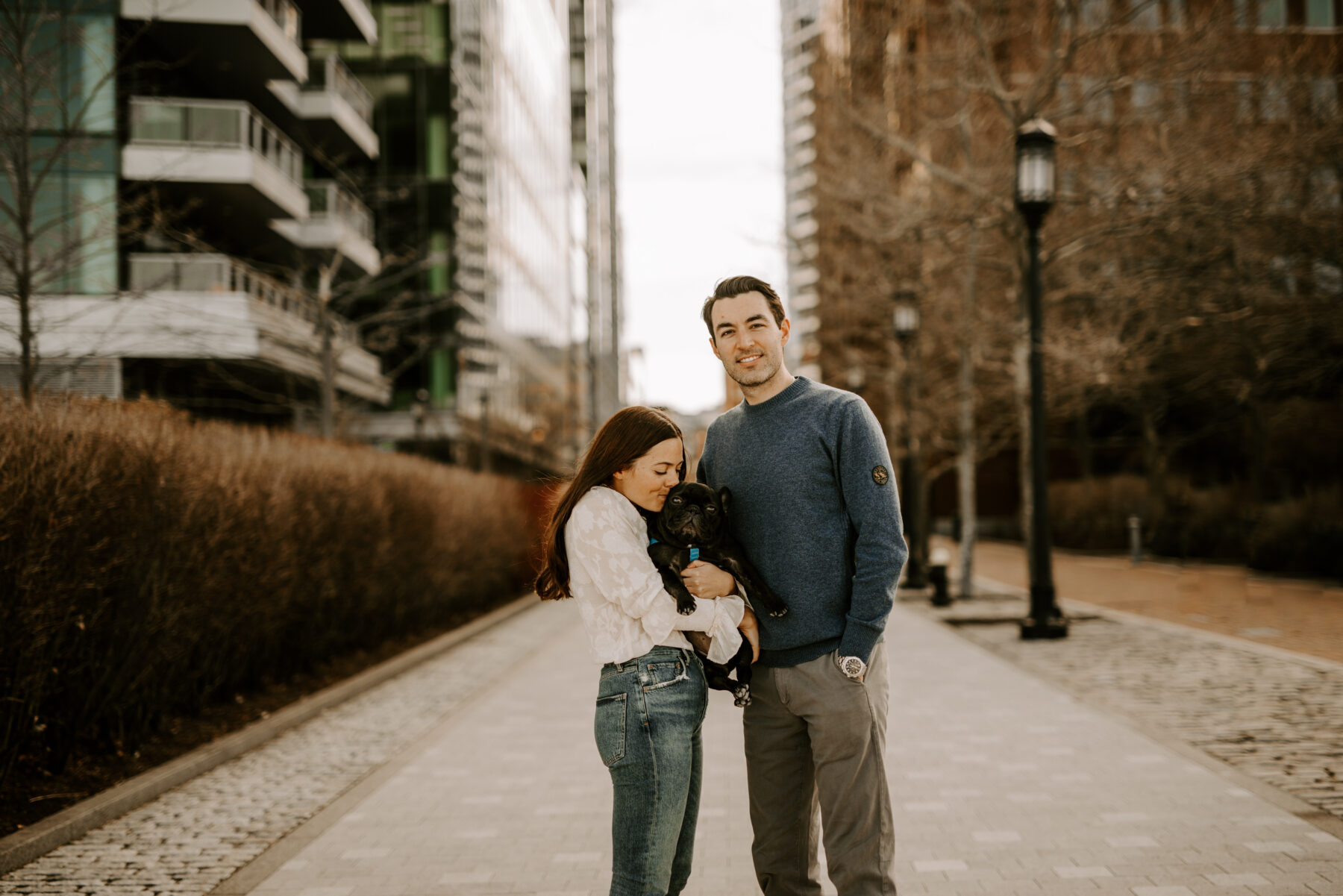 Boston Waterfront Engagement Rachel and Michael Blueflash Photography 3