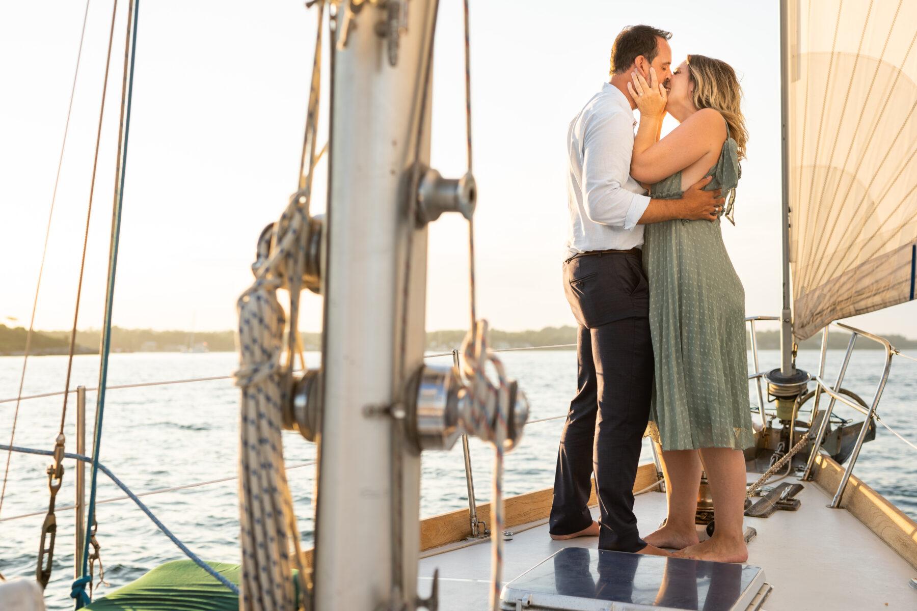 Sail Newport Proposal Jodi and Brian Blueflash Photography 12