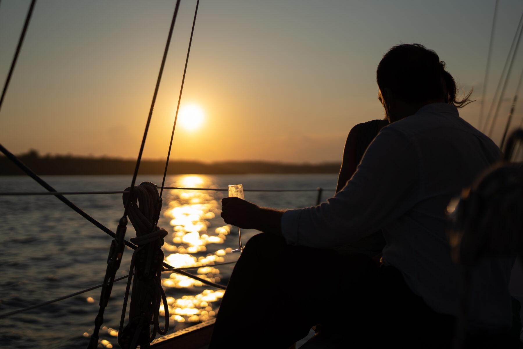 Sail Newport Proposal Jodi and Brian Blueflash Photography 8