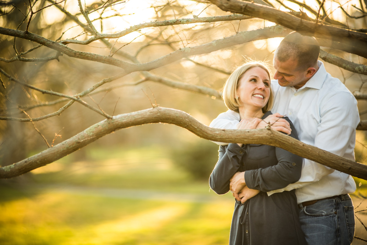 Fort Adams Engagement Session